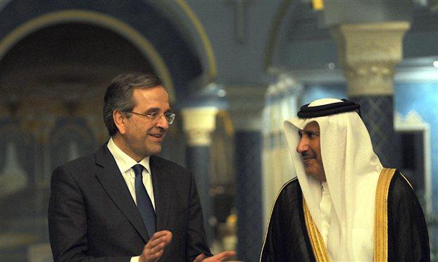 Και ο κ. Σαμαράς βγήκε στον πηγεμό για το Κατάρ