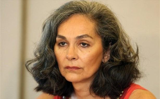 Άστραψε και βρόντηξε  η συντρόφισσα Σοφία με το σπινθηροβόλο βλέμμα, μόλις άκουσε περί Παναρίτη στο ΔΝΤ...